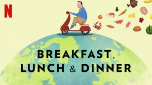 Breakfast, Lunch & Dinner, la serie de TV del chef David Chang