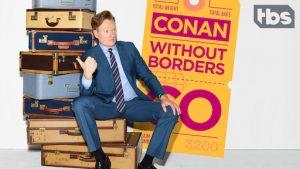 La serie de viajes con la particular visión de Conan Without Borders. Una de las series de los viajeros
