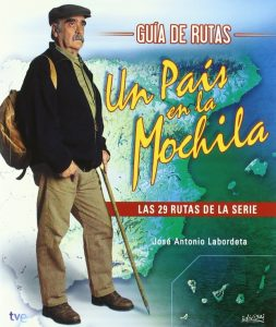 Un país en la mochila, presentado por José Antonio Labordeta